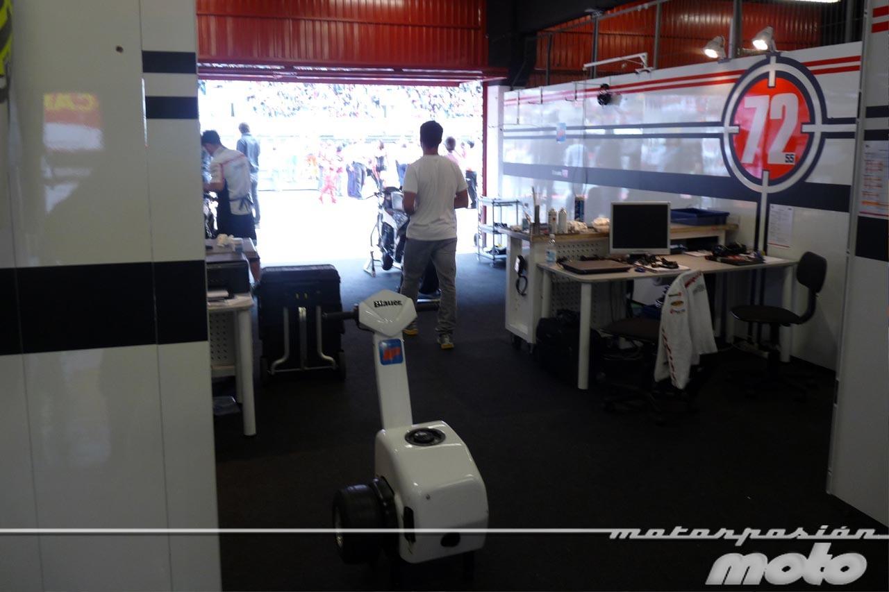 Foto de Interioridades del GP de Catalunya 2011 (1/21)