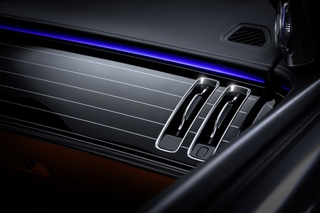 Mercedes Benz Clase S 2021 Teaser Interior 012