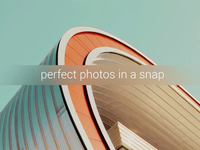 Snapseed 2.5 llega con opción para espejear imágenes y aplicar ediciones rápidas