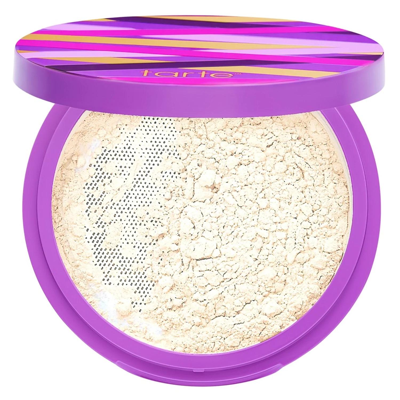 Polvos sueltos translúcidos Shape Tape de Tarte Cosmetics