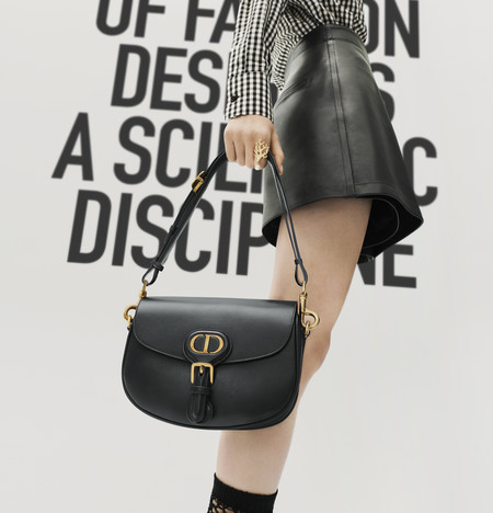 Así es el nuevo bolso de Dior que promete ser el favorito de las celebrities: se llama Dior Bobby y es precioso