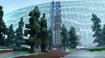 Minecraft: los pixeles de oro del outsider