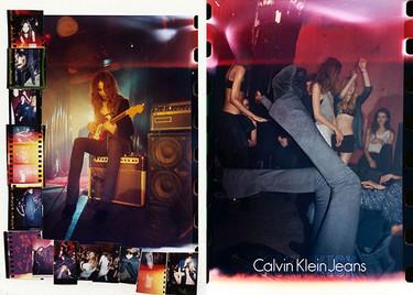 Un invierno muy rockero con Calvin Klein Jeans campaña Otoño-Invierno 2013/2014