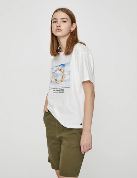 Camiseta Pull Bear 01