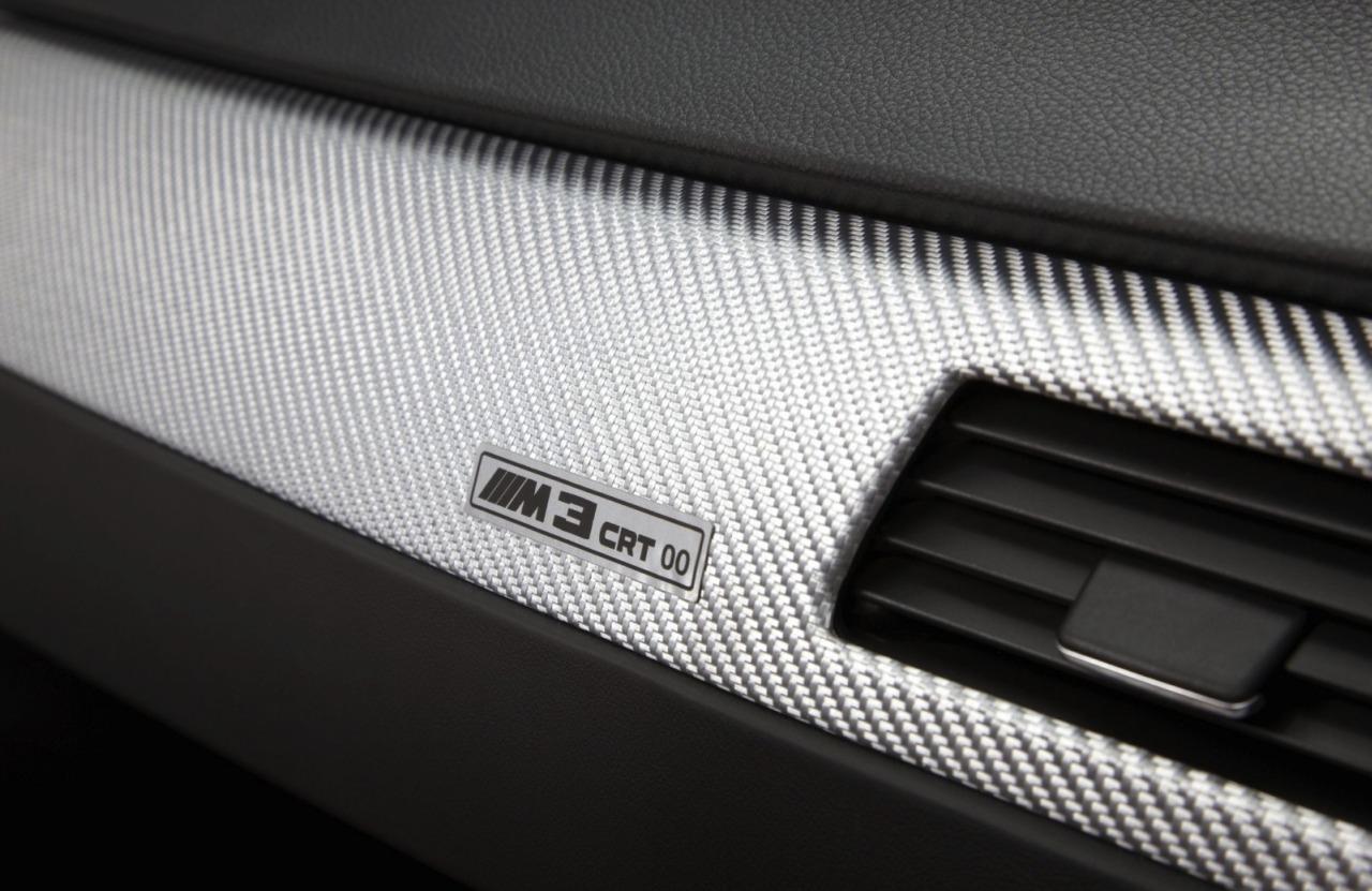 Foto de BMW M3 CRT (13/22)