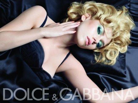 Scarlett Johansson en la nueva campaña de cosméticos de Dolce Gabbana. Ojos