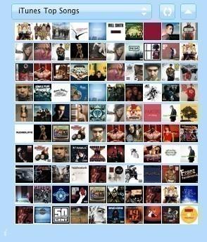 Copiar la portada de un disco de iTunes Music Store (2)
