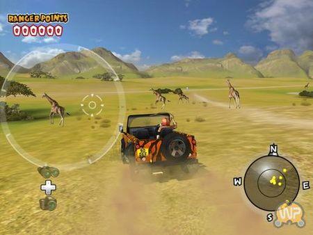 'Jambo! Safari: Animal Rescue' anunciado para DS y Wii, y primeras imágenes