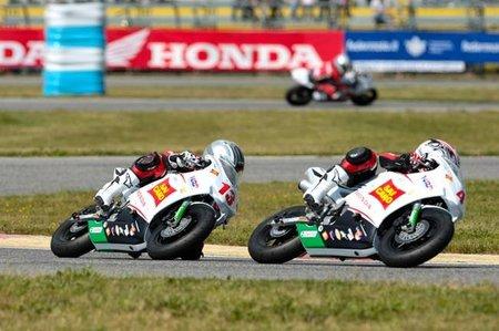 Honda NSF100R European Final Race, ya me gustaría volver a tener 10 años