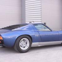 El Lamborghini Miura de Rod Stewart puede ser tuyo
