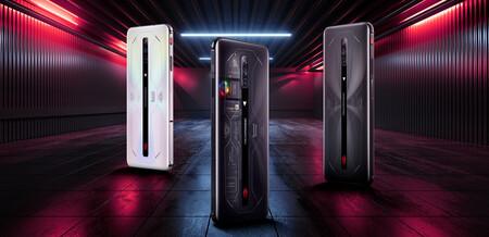 Nubia Red Magic 6S Pro: con toda la potencia del Snapdragon 888+ y una frecuencia de muestreo táctil de 720 Hz