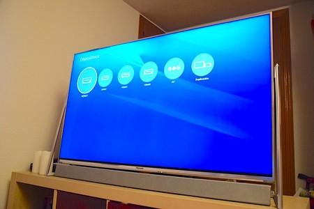 Opciones de conectividad, 4 HDMI, entrada AV y servicios de duplicación de pantalla de móviles, tabletas y ordenadores