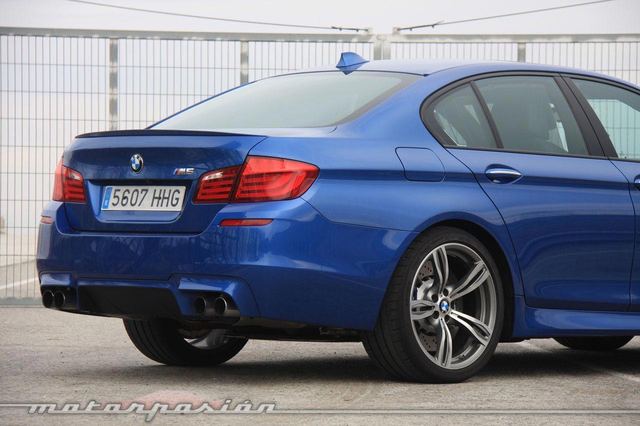 Foto de BMW M5 (Prueba) (51/136)