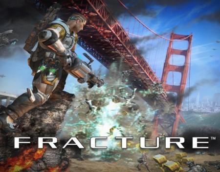 LucasArts muestra Fracture