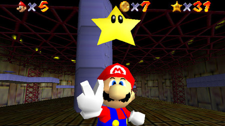 Fan trabaja en remake de Super Mario 64