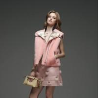 Mouton rosa reversible