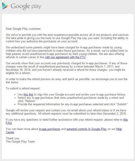 Google Iap Refund Screen