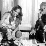 Jennifer Lopez lanzará una colección cápsula de zapatos en colaboración con el italiano Giuseppe Zanotti