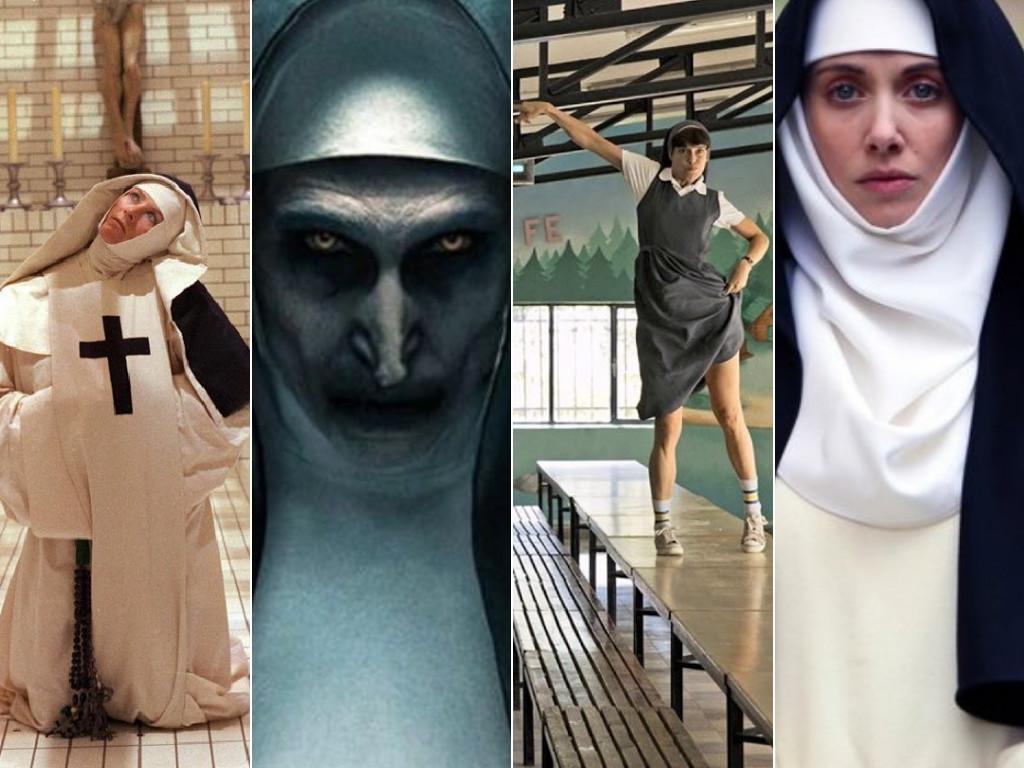 Actrices Porno Vestidas De Epoca Años 20 13 películas memorables de monjas que te pondrán los hábitos