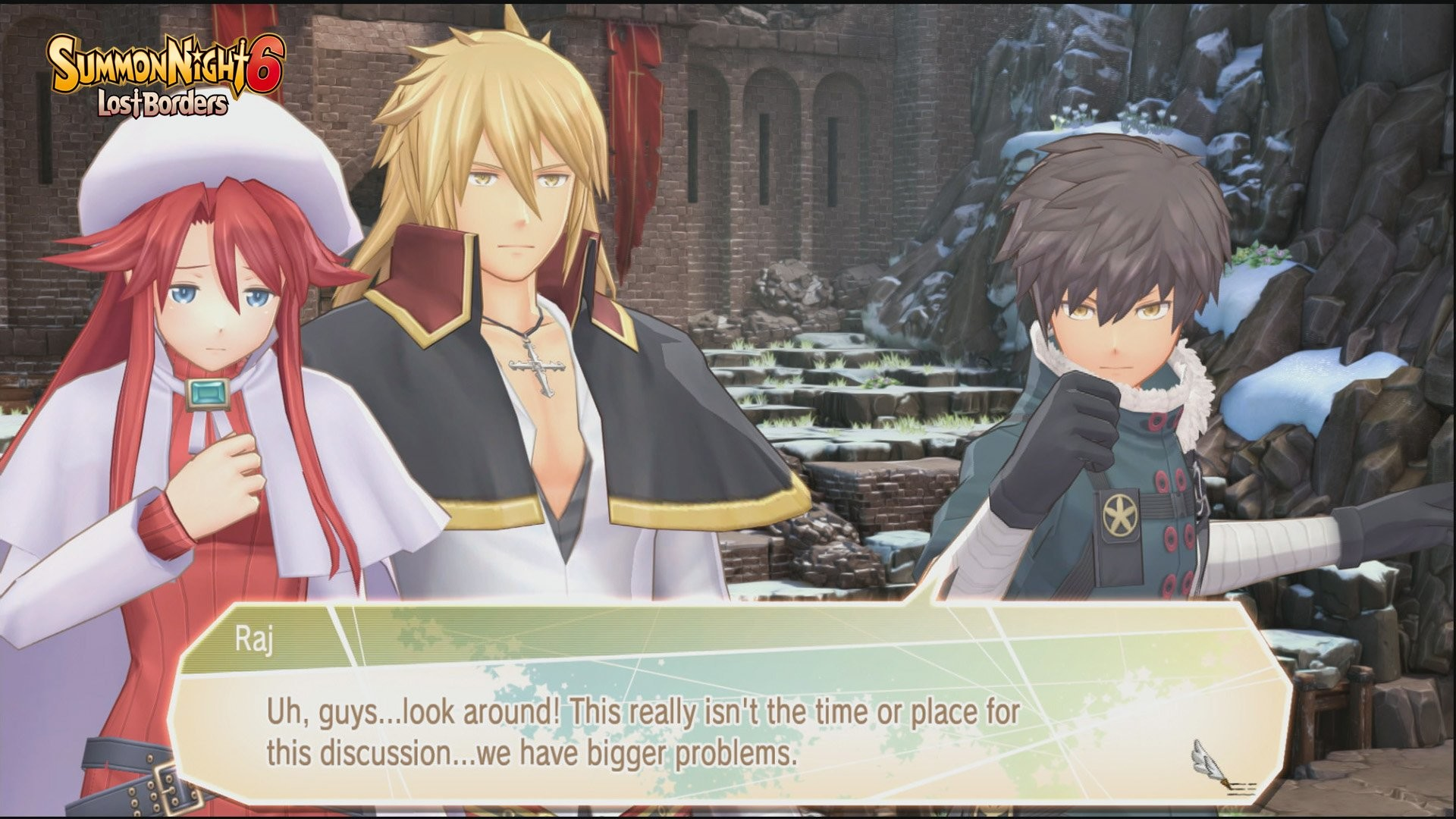 Foto de Summon Night 6: Lost Borders (4/34)