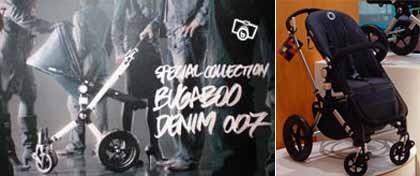Bugaboo Denim 007: el nuevo carrito de diseño vaquero