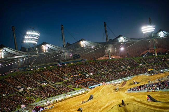 X-fighters munich