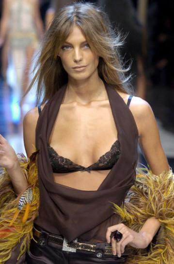 Daria Werbowy, la modelo divina