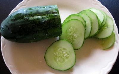 Época de pepinos: ideales para obtener vitaminas y minerales