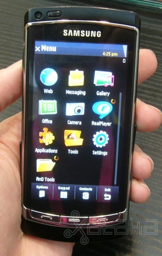 Samsung OmniaHD