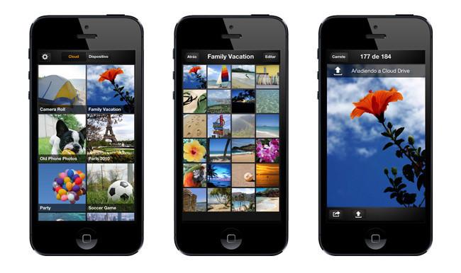 Amazon lanza su aplicación Cloud Drive Photos para iOS