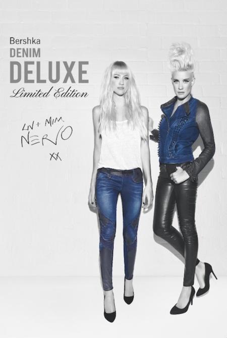 Lo bueno si es breve, dos veces bueno: edición limitada Denim Deluxe de Bershka