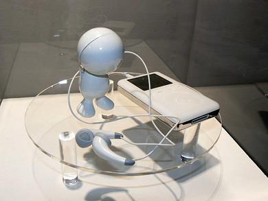 """""""Juguete"""" de Sega para reproductores MP3"""