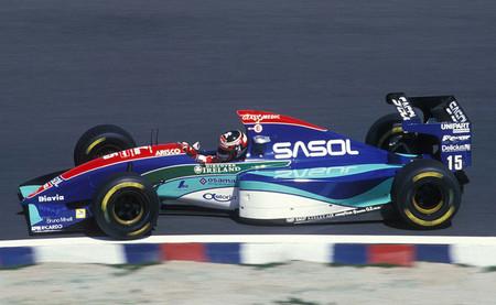 Jordan 194 1994 - Aguri Suzuki