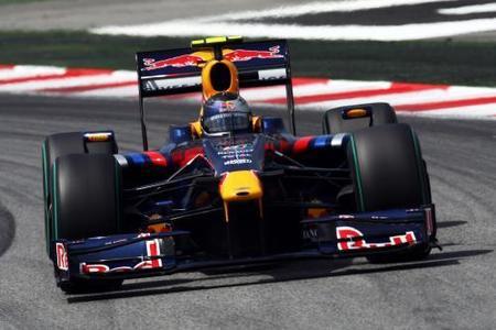 Red Bull estrenará su nuevo difusor en Mónaco