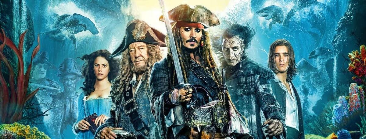 Contra la voluntad Escalera aprobar  De la Perla Negra a Salazar: todas las películas de 'Piratas del Caribe' y  cómo han ido de más a menos