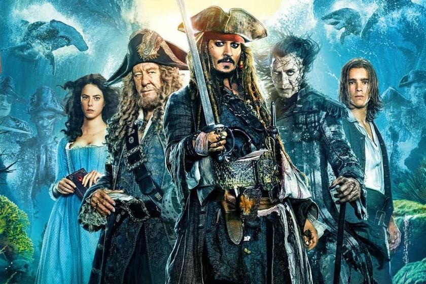 De La Perla Negra A Salazar Todas Las Películas De Piratas Del Caribe Y Cómo Han Ido De Más A Menos
