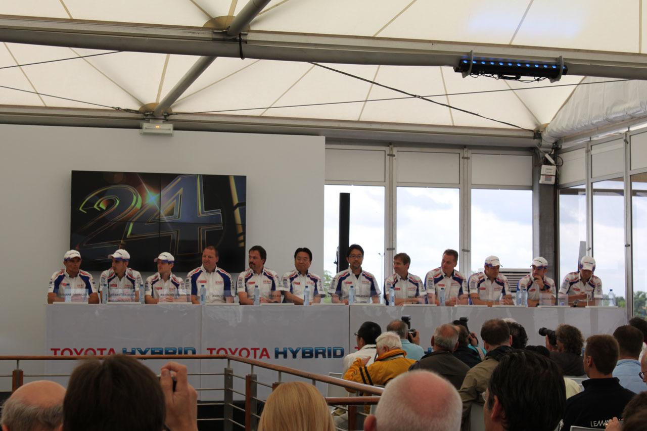 Foto de 24 horas de Le Mans 2013: 24 horas, 24 fotos (39/48)