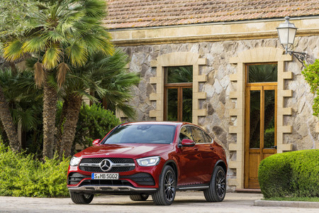 GLC Coupe 2019