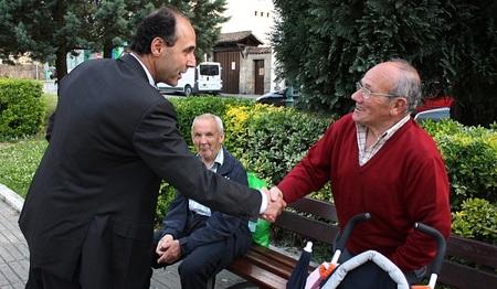 Recorte del 42% a la partida de comidas en residencias de mayores y discapacitados en Castilla la Mancha