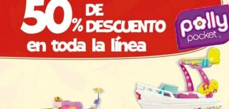 Polly Pocket al 50% en Toys 'R' Us