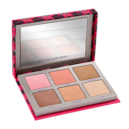 Sin Afterglow Palette