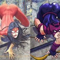 La Iniciativa Ojo de Halcón, o por qué a los cómics de superhéroes les cuesta representar mujeres normales