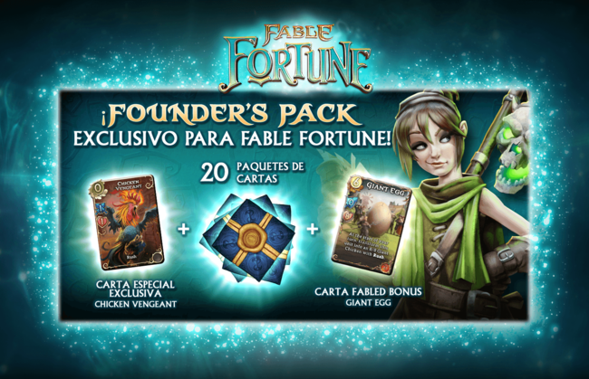 Fable Fortune Founder Pack