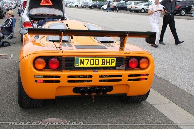 McLaren F1 GTR en las 24 Horas de Le Mans