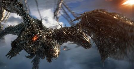 Transformers Dragones