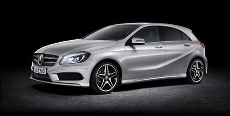 ¿Un Mercedes-Benz Clase A para el WTCC?