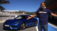 Chris Harris ya ha probado el Porsche Cayman GT4 y parece que le gusta