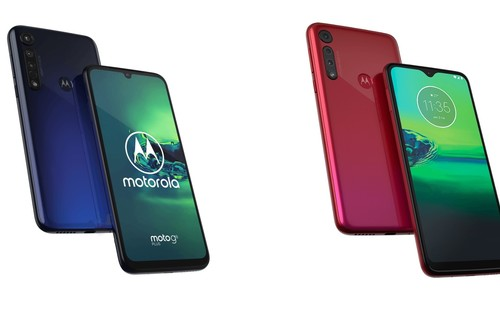 Moto G8 Plus y Moto G8 Play: la familia se reduce, pero gana potencia, cámaras y batería