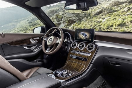 Mercedes Benz Glc 8