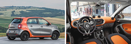 Smart Forfour2